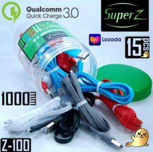 Kabel Data Super-Z SPJ-100 (1Toples=15pcs)