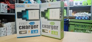 Charger Branded 3 USB 5A Qualcomm