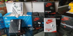 Headset Nike & Adidas X1 (1Box=10pcs)