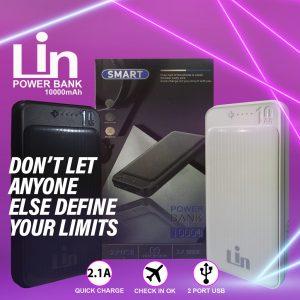Powerbank Slim Lin XS-11 10.000mah...