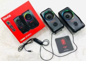 Speaker Gaming Gamen GS-5 RGB LED