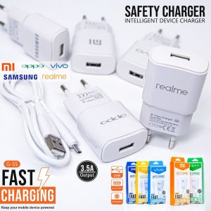 Charger Branded G-55 3,5A