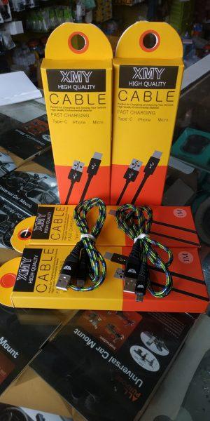 Kabel Data Micro XMY Tali Sepatu...