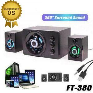 Speaker Bluetooth Hotmai FT-380...