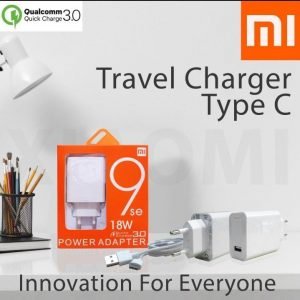 Charger Type-C Xiaomi Mi 18W 3A Qualcomm (Support Fast Charging)